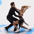 Синицина и Кацалапов выиграли серебро в танцах на ЧМ