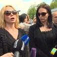 """Екатерина Доренко: """"Это не наша вина, что он не похоронен в срок"""""""