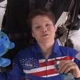 Астронавт рассказала об изменениях в своём росте на МКС