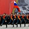 Движение в центре Москвы в понедельник будет ограничено из-за репетиции парада