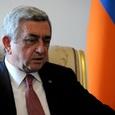 Саргсян встретился с лидером оппозиции Армении Пошиняном