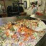 Фабрики Калиниграда производили польский творог и украинские конфеты