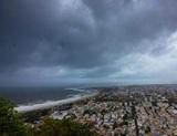 Прибрежные районы Индии эвакуируют из-за мощного циклона