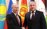"""Додон обвинил спецслужбы России и правительство Молдовы в """"единстве целей"""""""