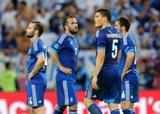 Япония и Греция голов не забили