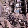 Два подъезда пострадавшего дома в Магнитогорске демонтируют