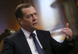 Медведев назвал повышение пенсионного возраста самым трудным решением десятилетия