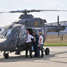 МВД: Три человека погибли при жесткой посадке вертолета в Кузбассе