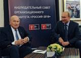 В Кремле никак не отреагировали на ситуацию с ФИФА