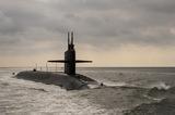 Ударная атомная подлодка США с «Томагавками» приближается к КНДР