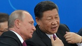 Путин подарил Си Цзиньпину русскую баню из 200-летнего кедра
