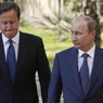 Британские СМИ пишут, как Путин перехитрил Кэмерона, отказавшегося прибыть на Парад
