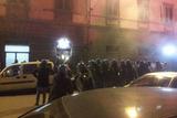 Во Флоренции задержали белорусских болельщиков
