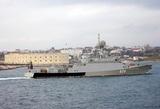 Задержанная по подозрению в шпионаже оказалась служащей Черноморского флота