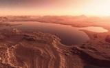 Физики нашли способ получить кислород из соленой воды Марса