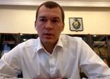Дегтярев и не собирается выходить к митингующим - занят