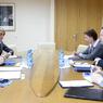 Дипломаты Белоруссии и России провели очередные консультации