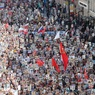 """Путин, Нетаньяху и Вучич приняли участие в шествии """"Бессмертного полка"""""""