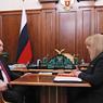 """Памфилова обсудила с Путиным """"необоснованные поборы с населения"""""""