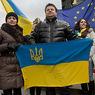Протестующие в Киеве заблокировали входы в здание кабмина