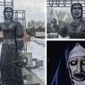Обещала вернуться: жуткому взгляду памятника Аленке в Нововоронеже нашлось объяснение