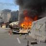 В одной из палаток на Майдане нашли взрывчатку