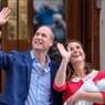 """Кейт Миддлтон и принц Уильям дали новорождённому сыну """"сильное имя"""""""