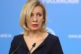 Захарова дала свой комментарий на иск Нидерландов к России в ЕСПЧ из-за MH17