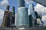 """СМИ: Из окна высотки в бизнес-центре """"Москва-Сити"""" выпал мужчина"""
