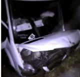 Петербургский автобус с туристами слетел в кювет, есть пострадавшие