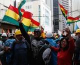 США эвакуируют часть своих дипломатов из Боливии