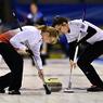 Чемпионат Европы по Керлингу: Росссиянки выигрывают у Венгрии