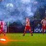 Чемпионат Греции по футболу временно приостановлен