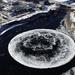 Появившийся на реке «НЛО» вызывал переполох среди жителей американского штата
