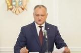 Эпидемия ДТП: Президент Молдавии доставлен в больницу после аварии