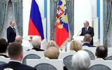 Минтимер Шаймиев стал Героем Труда России