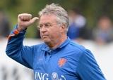Хиддинк может быть уволен из сборной Голландии