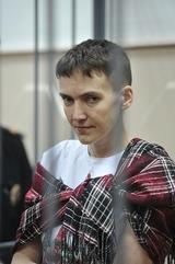 Савченко прерывает голодовку для допроса на детектере лжи