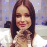 Оксана Федорова не скрывает третью беременность (ФОТО)
