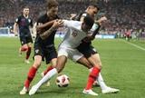 Сборная Хорватии впервые вышла в финал Чемпионата мира