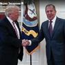 Трамп принял Лаврова в Белом доме