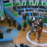 В прямом эфире НТВ ведущий программы сцепился с украинским политологом