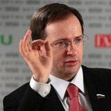 Российский министр культуры не смог попасть в Большой Драматический Театр