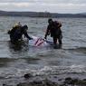Разведчики массово крестились в месте падения метеорита