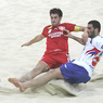 На Кубке Европы по пляжному футболу россияне взяли бронзу