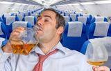 Пассажиров, устроивших дебош перед операцией или похоронами, нельзя снять с рейса