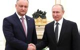 Президент Молдавии Игорь Додон решил вернуть изучение  русского языка в школы
