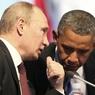 Путин поздравил Обаму с наступающим Новым годом