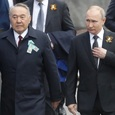 Нурсултан Назарбаев стал почётным гостем Парада Победы в Москве