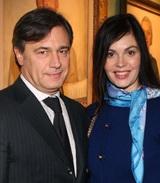 Екатерина Андреева оставила первого мужа ради красавца-серба